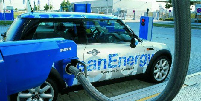 Il ruolo dell'idrogeno nella mobilità del futuro