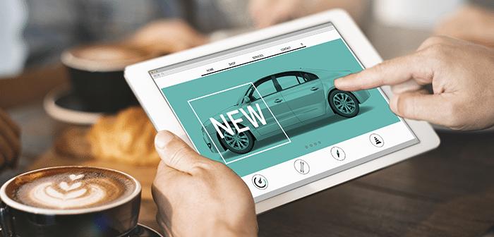 Tra 5 anni online il 18% delle vendite di autovetture